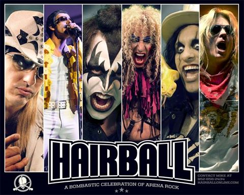 HAIRBALL-POSTER